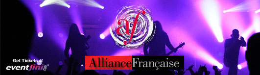 Alliance Francaise Events - Wednesday July 26th, 2017 to Sunday February 28th, 2021 , 7:00 PM to 12:00 AM  - Chennai