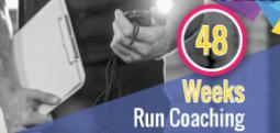 48 Weeks Run Coaching - Jan 15, 2018 to Dec 17, 2018  - Bengaluru