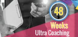 48 Weeks Ultra Coaching - Jan 15, 2018 to Dec 17, 2018  - Bengaluru