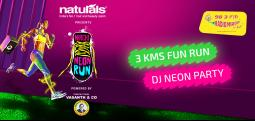 Mirchi Neon Run  - Nov 25, 2017 6:30 PM  Onwards - Chennai