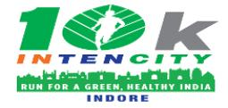 10K INTENCITY - Indore-Oct 1, 2017 , 5:30 AM to 11:30 AM  - Indore