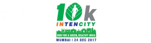 10K INTENCITY - Mumbai - Sunday December 24th, 2017 , 5:30 AM to 11:00 AM  - Mumbai