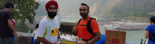 15K - Rishikesh Running And Living 25K - Sunday October 15th, 2017 5:30 AM  Onwards - Rishikesh