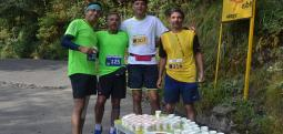 The 9th Shimla Running And Living 25K-Sep 24, 2017 , 5:30 AM to 11:30 AM  - Shimla