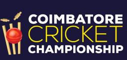 COIMBATORE CRICKET CHAMPIONSHIP - 2K17-Aug 3, 2017 to Aug 25, 2017 12:00 PM  Onwards - Coimbatore