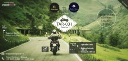 Take a Ride 001-Sep 30, 2017 to Oct 2, 2017 5:15 AM  Onwards - Chennai