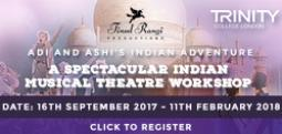 Tinsel Rangi Presents - Adi and Ashi's Indian Adventure -Sep 16, 2017 9:00 AM  Onwards - Chennai
