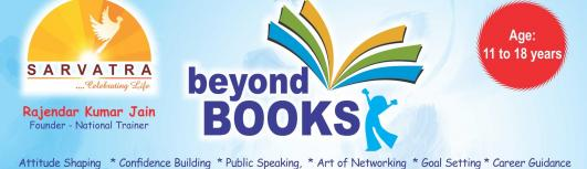Beyond Books - Thursday September 28th, 2017 to Wednesday October 4th, 2017 , 9:00 AM to 12:00 AM  - Bengaluru