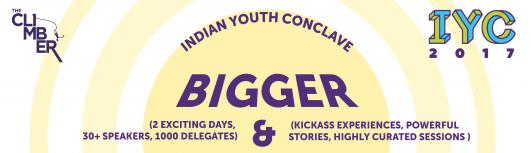 Indian Youth Conclave 2017-Chennai - Saturday September 23rd, 2017 to Sunday September 24th, 2017 , 11:00 AM to 9:00 PM  - Chennai