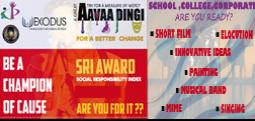 Pre AAVAA DINIGI Competitions-Oct 23, 2017 , 10:00 AM to 5:00 PM  - Chennai