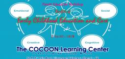 Parent Education Workshop on Early Childhood Care and Education-Sep 23, 2017 , 5:00 PM to 6:00 PM  - Chennai