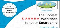 DASARA STEM Workshop for KIDs -Sep 23, 2017 to Oct 2, 2017 , 10:00 AM to 12:30 PM  - Chennai