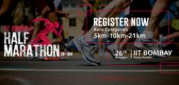 IIT Bombay Half Marathon 2017, organised by Fitizen India-Nov 26, 2017 , 5:30 AM to 10:00 AM  - Mumbai