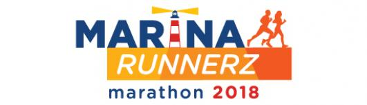 21K-MARINA RUNNERZ MARATHON 2018 - Sunday February 25th, 2018  - Chennai