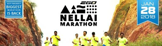 2GO Nellai Marathon - Sunday January 28th, 2018  - Tirunelveli