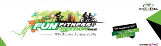 Track and Trail Perungudi - FUN FITNESS FREEDOM RIDE - Sunday November 12th, 2017 5:30 AM  Onwards - Chennai