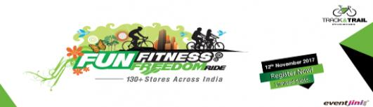 Track and Trail KODAMBAKKAM - FUN FITNESS FREEDOM RIDE - Sunday November 12th, 2017 5:30 AM  Onwards - Chennai