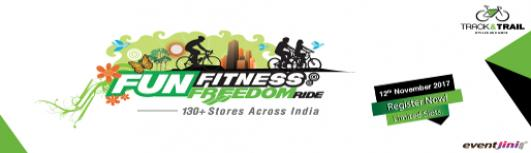 Track and Trail Mylapore - FUN FITNESS FREEDOM RIDE - Sunday November 12th, 2017  - Chennai