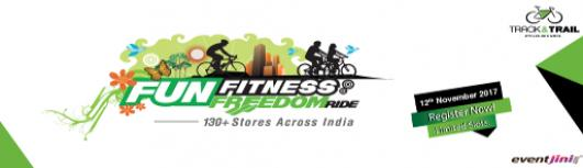 Track and Trail Hosur - FUN FITNESS FREEDOM RIDE - Sunday November 12th, 2017 5:30 AM  Onwards - Hosur