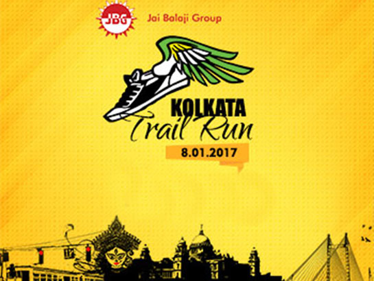 JBG Kolkata Trail Run 2018 - Jan 7, 2018  - Kolkata