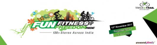 Track and Trail LUCKNOW- FUN FITNESS FREEDOM RIDE - Sunday November 12th, 2017 5:30 AM  Onwards - Lucknow
