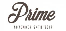 Prime by Madras Gourmet Society-Nov 24, 2017 , 7:00 PM to 10:00 PM  - Chennai