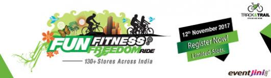 Track and Trail Ranchi - FUN FITNESS FREEDOM RIDE - Sunday November 12th, 2017 5:30 AM  Onwards - Ranchi