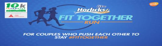 Horlicks Fit Together 5K Run Delhi - Sunday January 28th, 2018  - Delhi