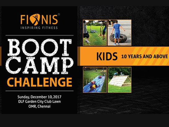 FIONIS Boot Camp Challenge-Dec 10, 2017  - Chennai