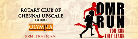 3 KM - OMR Run - Sunday February 4th, 2018 6:00 AM  Onwards - Chennai