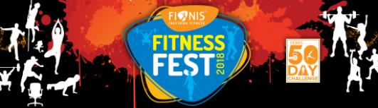 FIONIS presents a 50 days of Fitness Challenge - Sunday February 18th, 2018  - Chennai