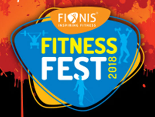 FIONIS presents a 50 days of Fitness Challenge-Dec 31, 2017  - Chennai
