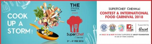 Superchef - Adult Individual - Saturday February 3rd, 2018 to Sunday February 4th, 2018  - Chennai