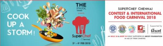 Superchef- Kids Team (of 2) - Saturday February 3rd, 2018 to Sunday February 4th, 2018  - Chennai