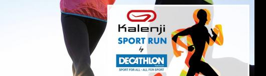 Kalenji Sport Run - Sunday April 1st, 2018 , 5:00 AM to 8:00 AM  - Chennai