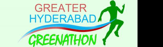 Greater Hyderabad Greenathon - Sunday April 15th, 2018 , 5:00 AM to 9:00 AM  - Hyderabad
