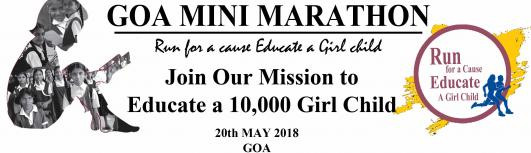 Goa Mini Marathon - Sunday May 20th, 2018 , 6:00 AM to 9:00 AM  - Goa