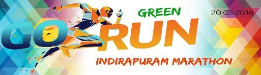 Green Indirapuram Marathon - Sunday May 20th, 2018 , 5:00 AM to 10:00 AM  - Ghaziabad