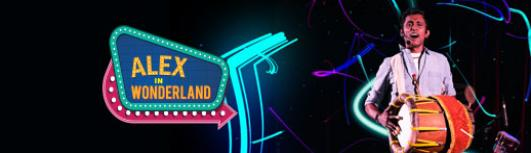 Alex in Wonderland- A solo stand-up special powered by Music and Tamil - Sunday May 5th, 2019 , 2:00 PM to 9:00 PM  - Chennai